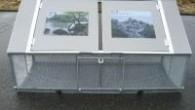 特許取得済 観光案内や掲示板としても使用できるゴミステーション。 レバーをひくだけでワンタッチで組み立て 閉じれば正面板に、開ければ上ぶたになる部分に、フルカラーのデジタル写真やイラストなどを印刷できます(最大60cm× […]