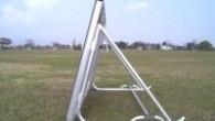 視覚障害者のための芝対応軽量サッカーフェンスを完成させました。 平成18年6月26にお披露目・最終確認も済み、大変良い結果を得ることが出来ました。 新潟県ブラインドサッカー協会では高い評価を頂き、これから本格的に使用され […]