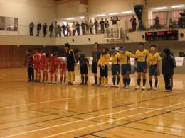 第一試合 西日本選抜AチームVS中国代表チーム
