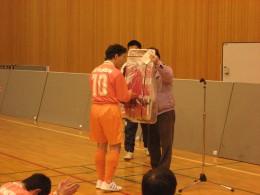 MIP 長野FCレインボー 10番 小山選手 おめでとうございます!